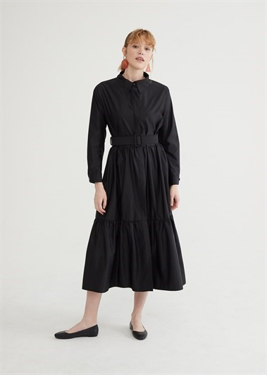 Yaz Sezonu İndiriminden Kaçırmamanız Gereken Tesettür Elbise Modelleri