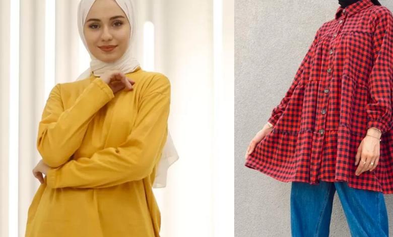 Tesettür Giyimde Tunik Seçimi Nasıl Yapılmalı