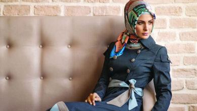 Photo of Tesettür Giyimde Kısa Abiye Kombinleme