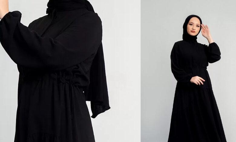 Tesettür Giyimde Abiye Elbise Seçimi