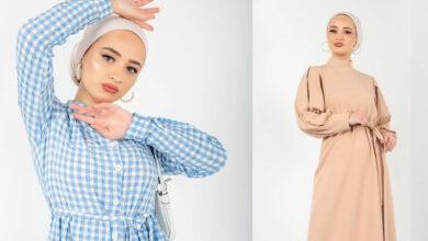 Photo of Yazlık Tesettür Elbise Modelleri