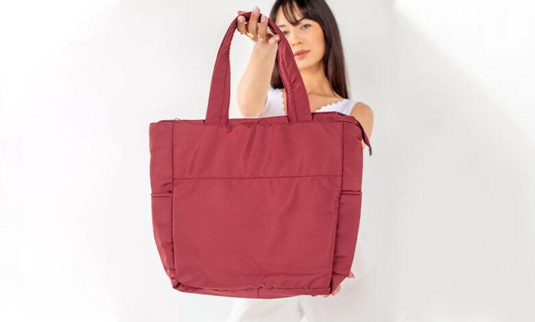 Bayan çanta kombinleri