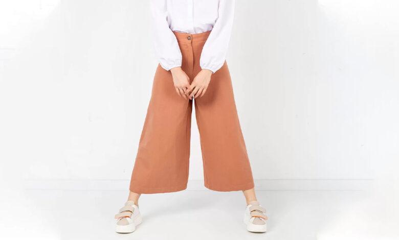 Bol paça pantolon kombini