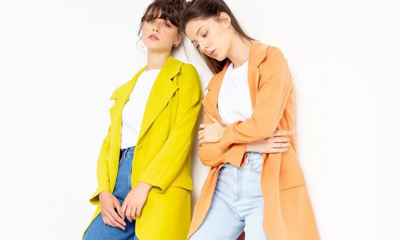 Bayan klasik giyim renk modelleri