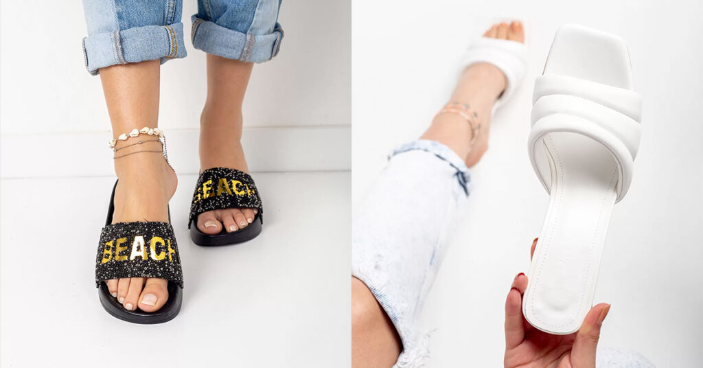 Topuklu terlik modelleri