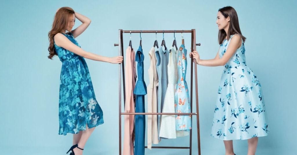 Birbirinden Güzel Soft Renkli Elbiseler